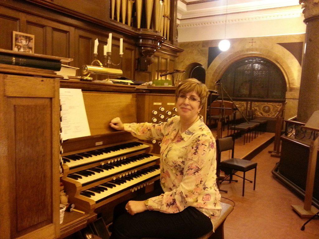 Maria at St Wilfrid's a
