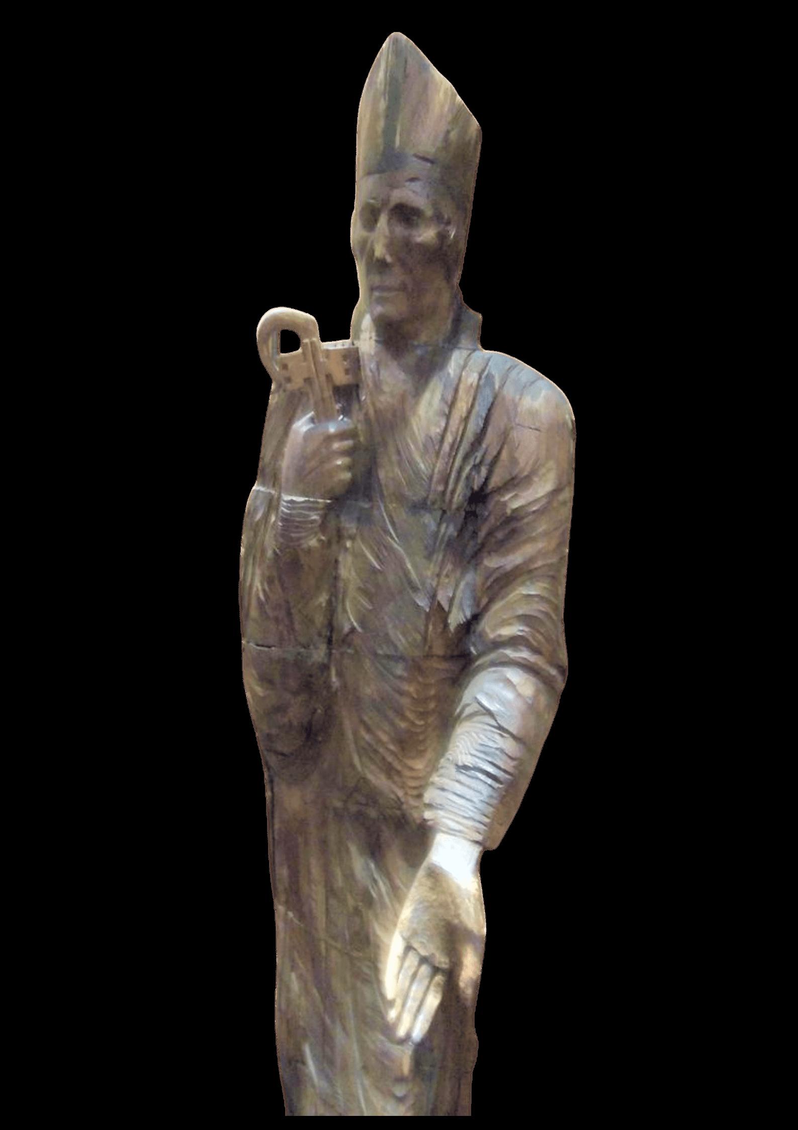 St Wilfrid Sculpture2