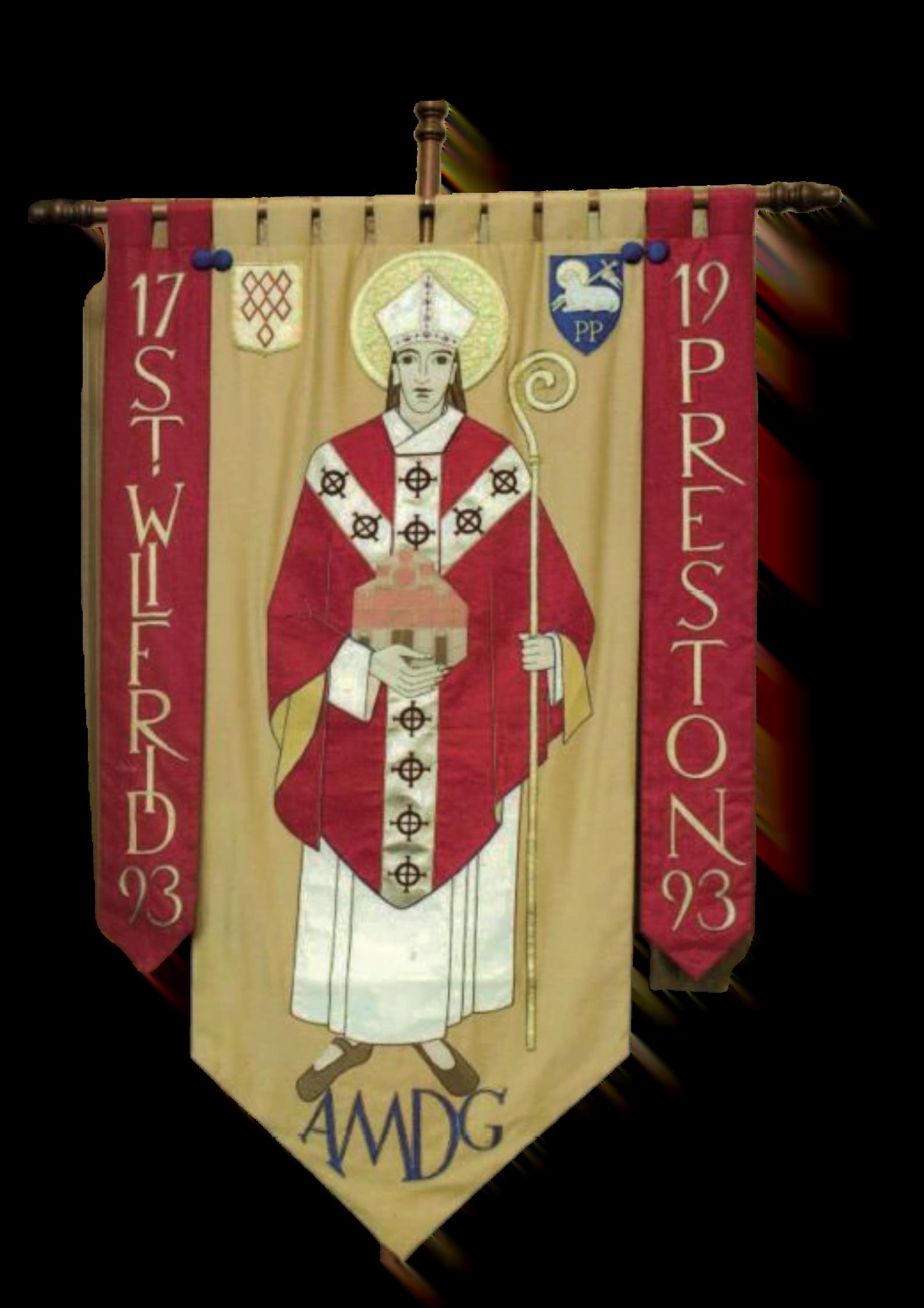 St Wilfrid Tapestry